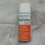 Blood Clotting Spray