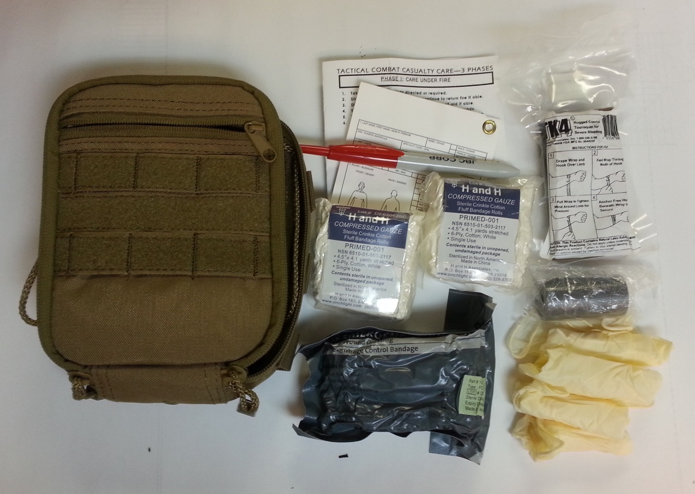 Basic IFAK Kit