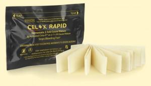 Celox rapid ribbon
